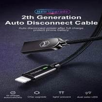 Automatic Intelligent Power Off Charging Iphone Cable