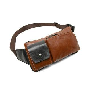 Men Casual Small Crossbody Shoulder Bag