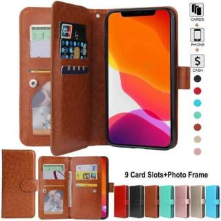 Luxury Wallet Phone Case