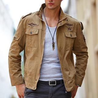 Fashion Military Army Soldier Air Force Men's Jacket
