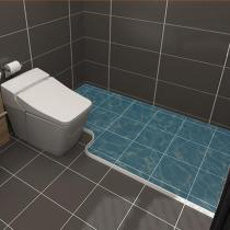Bathroom & Kitchen Water Stopper Flood Barrier