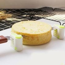 DIY Cake Slicer Knife Cutter Leveler Slicer Set