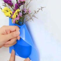6Pcs Magic Wall Decor Plant Vases Flower Container