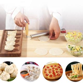 Labor Saving Rolling Pin For Dumplings Noodles Cookies Kitchen Helper