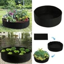 Durable Washable Reusable Fabric Raised Planting Bed