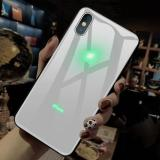 LED Music Color Flash Call TPU Anti-fall Phone Case