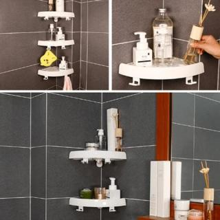 Multifunction Corner Storage Holder Shelves