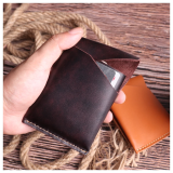 Handcrafted Lightweight Portable Practical Pocket Wallet