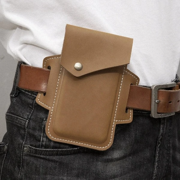 Fashion Accessories Phone Bag Medieval Belt Pouch