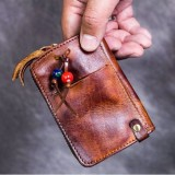 Small Key Holder Coin Card Car Key Wallet