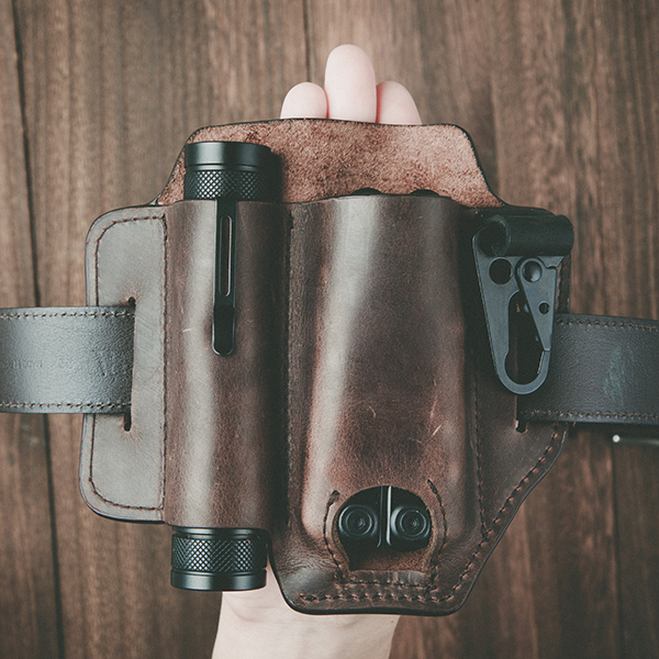 Multifunction Handmade Multitool Sheath