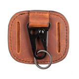 Men Genuine Leather Portable Fashion Key Bags