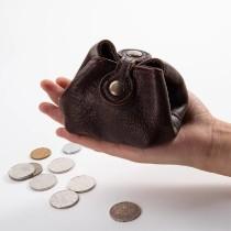 Women Vintage Square Shape Mini Portable Coin New Trend Storage Bag