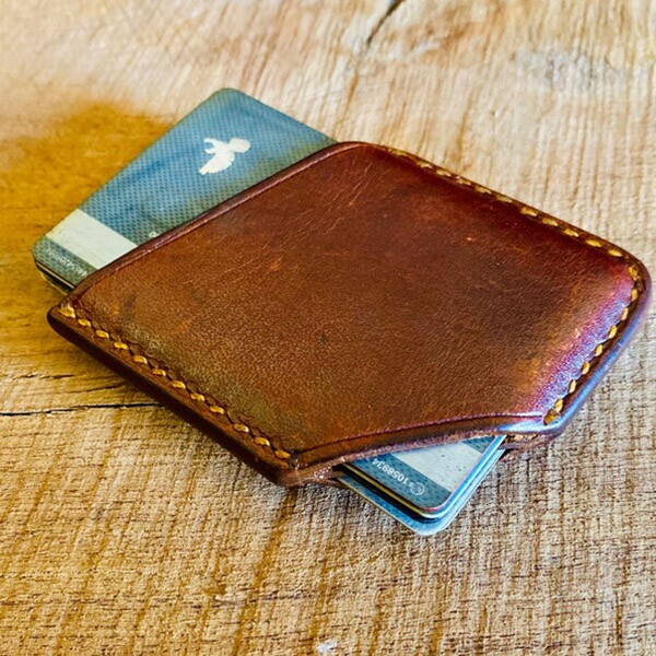 Ultra-thin Lightweight Pocket Credit Card Wallet