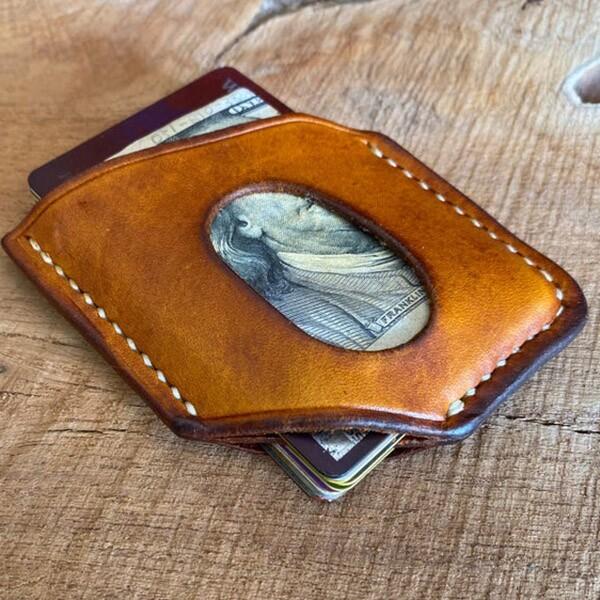 Ultra-thin Lightweight Pocket Credit Card Wallet