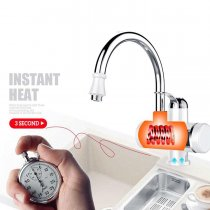 220V 3000W Electric Hot Water Heater Faucet-EUplug