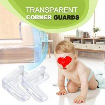 Child Anti-collision Transparent Corner Guards