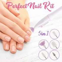 5-In-1 Perfect Nail Kit