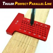 T Ruler - Quick and Easy Straight Lines