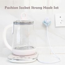 Fashion Socket Strong Hook Set (Buy 8 Pcs Get 4 Pcs Free)