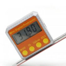 High Precision Digital Display Electronic Inclinometer 360-degree Protractor Level