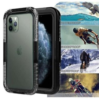 Underwater Snow / Dustproof Shockproof Mobile Phone Case