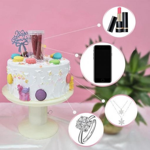 Surprise Pop-up Cake Stand