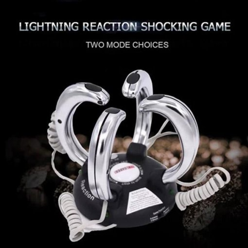 Lightning Reactio - Shocking Game Machine