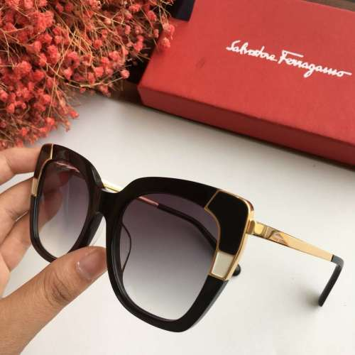Wholesale Copy Ferragamo Sunglasses SF889S Online SFE010