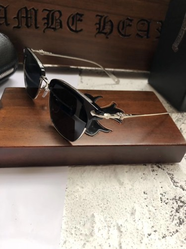 Wholesale Copy Chrome Hearts Sunglasses SLUNTERADICTIOU Online SCE142