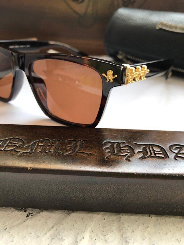 Wholesale Replica Chrome Hearts Sunglasses SANDWICH Online SCE156