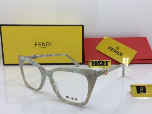 Wholesale Copy FENDI Eyeglasses 0549 Online FFD045