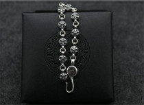 CHROME HEARTS 925 Scout Flower Bracelet CHB031