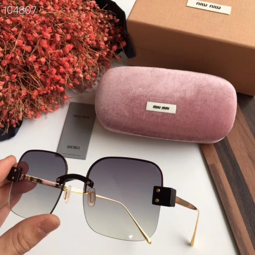 Wholesale Copy MIU MIU Sunglasses SMU011 Online SMI219