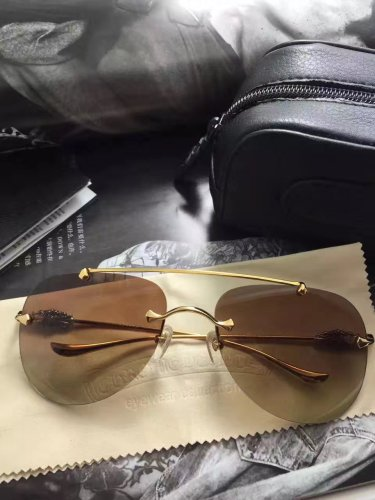 Buy quality Fake Chorme Hearts Sunglasses Online SCE090
