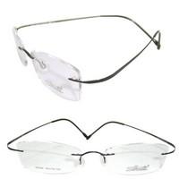 Silhouette eyeglass optical frame FS018