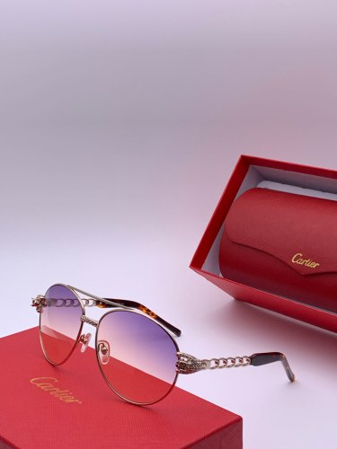 Wholesale Fake Cartier Sunglasses T8200669 Online CR129