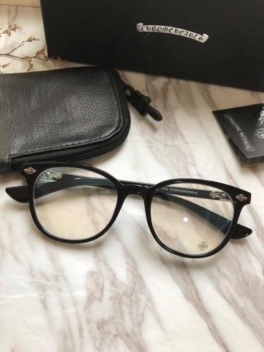 Buy quality Replica CHROME HEART PORNOGRANA-A eyeglasses Online FCE128