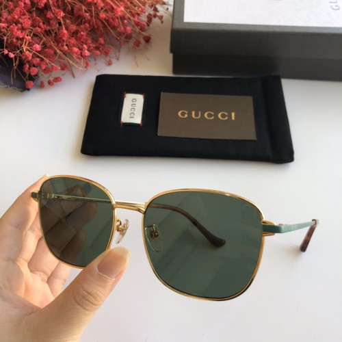 Wholesale Copy 2020 Spring New Arrivals for GUCCI Sunglasses GG0576O Online SG609