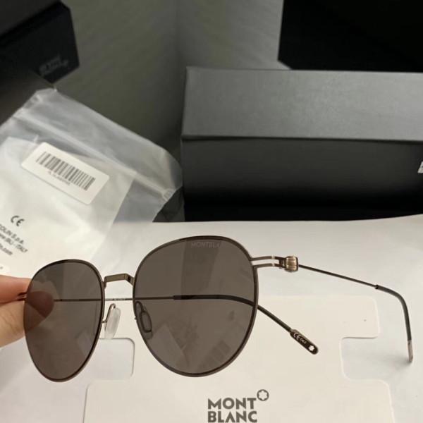 Wholesale Replica MONT BLANC Sunglasses MB0002S Online SMB010