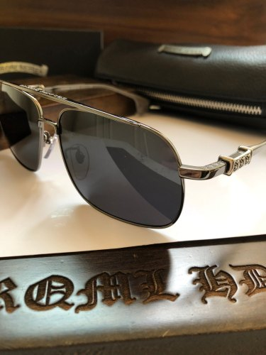 Wholesale Replica Chrome Hearts Sunglasses Online SCE147