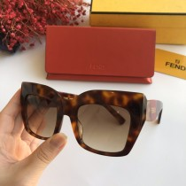 Wholesale Replica 2020 Spring New Arrivals for FENDI Sunglasses FF1080 Online SF109