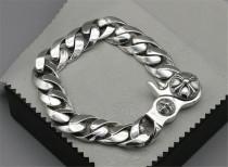 Chrome Hearts Bracelet Classic Fancy Chain CHB046
