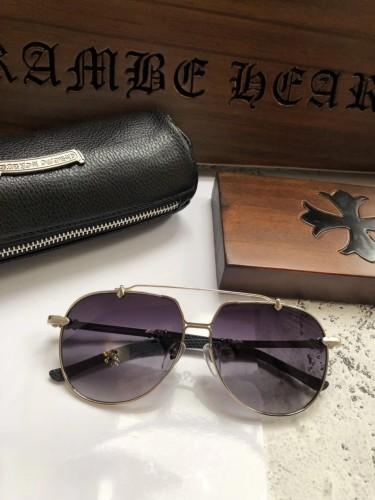 Wholesale Fake Chrome Hearts Sunglasses GIRTT Online SCE135