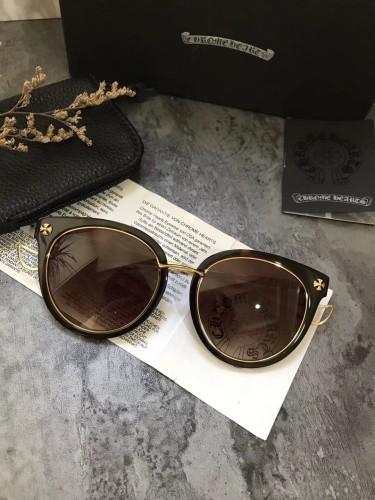 Online Replica Chorme-Hearts Sunglasses Online SCE113