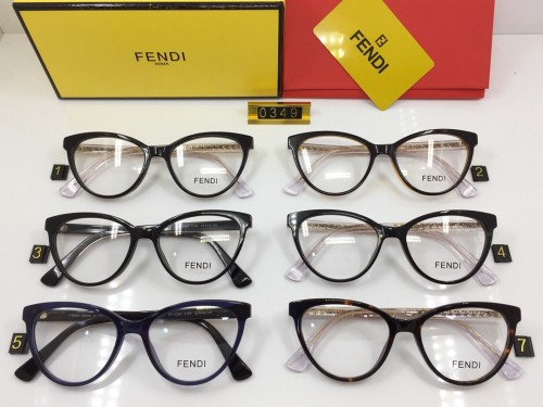 Wholesale Fake FENDI Eyeglasses 0349 Online FFD047