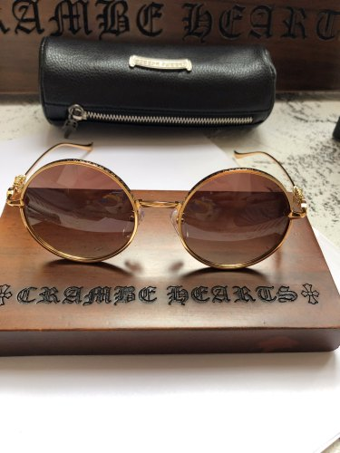 Wholesale Fake Chrome Hearts Sunglasses GORGINA Online SCE148