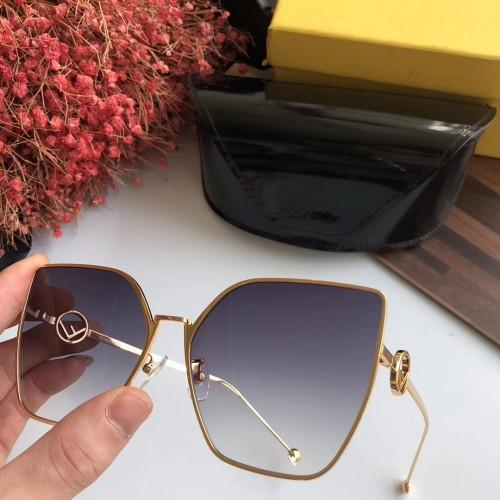 Wholesale Replica FENDI Sunglasses 0323 Online SF090