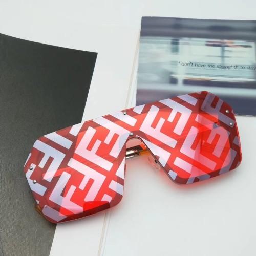 Wholesale Fake FENDI Sunglasses FF0366 Online SF077