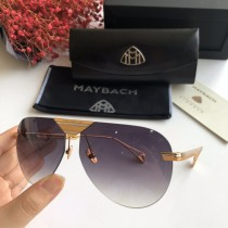 Wholesale Replica 2020 Spring New Arrivals for MAYBACH Sunglasses THE AERONAUT III Online SMA003